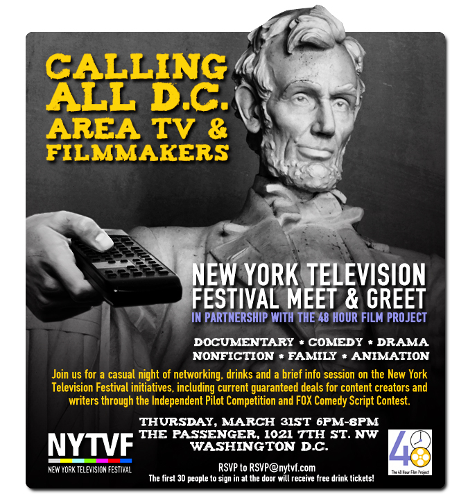 NYTVF announcement